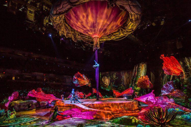 Шоу «Аватар: первый полет» Цирк дю Солей (Бангкок, Таиланд) — отзывы