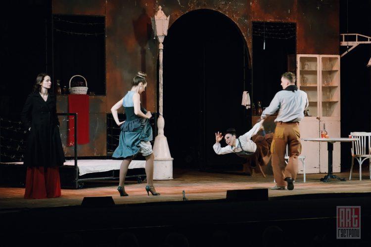 Спектакль «Триумфальная арка» — Театр Эстрады (Россия, Москва) — отзывы