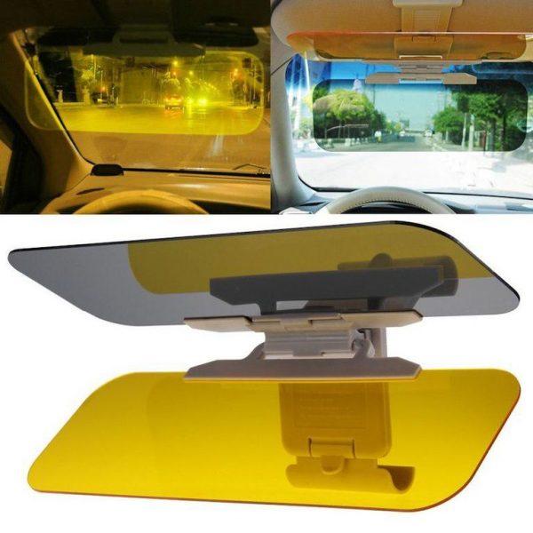 Солнцезащитный антибликовый козырек для автомобиля HD Vision Visor — отзывы