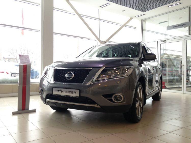 Автосалон «Марка» — официальный дилер Nissan (Россия, Санкт-Петербург) — отзывы