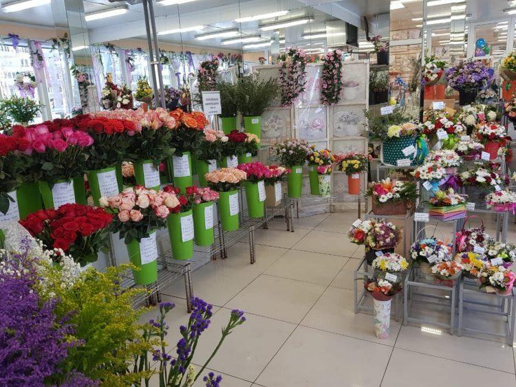 Сеть магазинов цветов «Цветомания» (Россия, Санкт-Петербург) — отзывы
