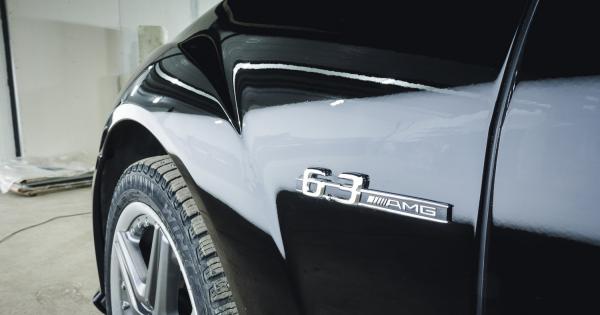 Защитный состав кузова автомобиля Nanoshine Ceramic Pro 9H — отзывы