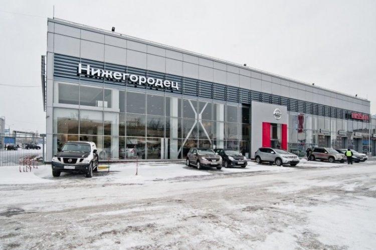 Автосалон «Нижегородец Ниссан» на Комсомольском шоссе (Россия, Нижний Новгород) — отзывы