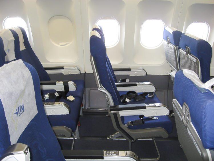 Авиакомпания Fly One — отзывы