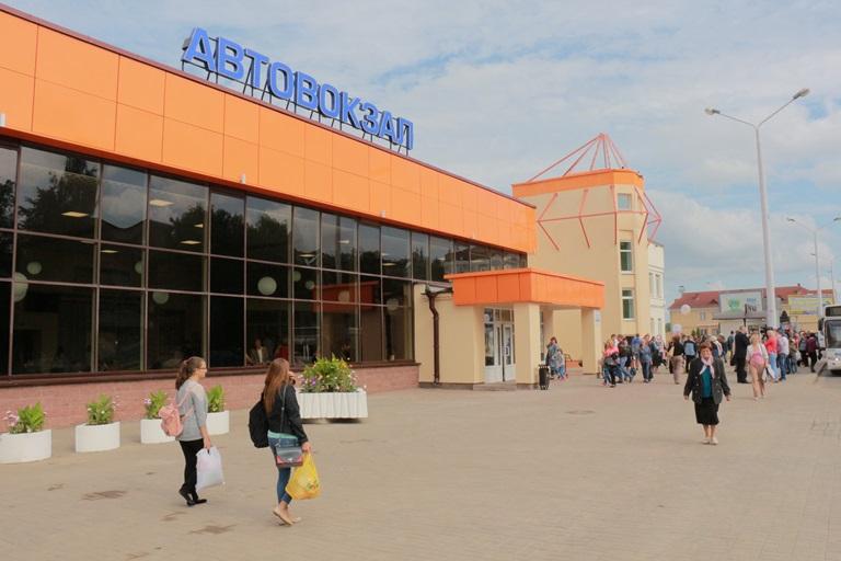 Автовокзал (Беларусь, Полоцк) — отзывы