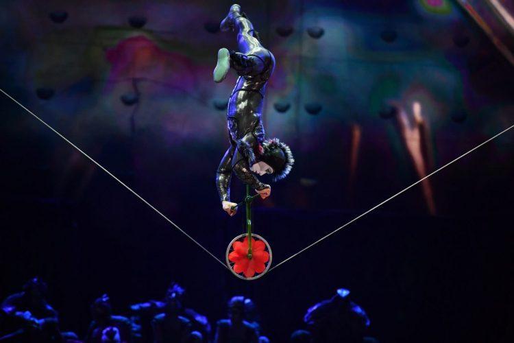 Шоу «Dralion» Cirque du Soleil в Лужниках (Россия, Москва) — отзывы
