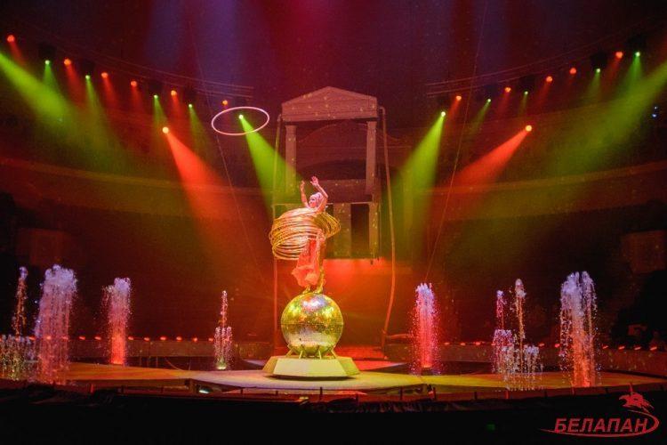 Цирк-шоу «Гигантских фонтанов» (Россия, Санкт-Петербург) — отзывы