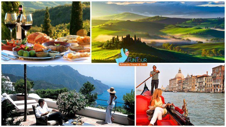 Экскурсионная программа «Италия Классика» от Europe Voyage — отзывы