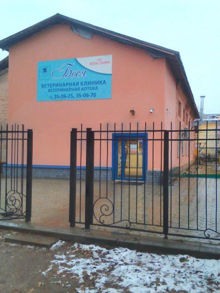 Ветеринарный кабинет «Бося» (Россия, Нижегородская область) — отзывы