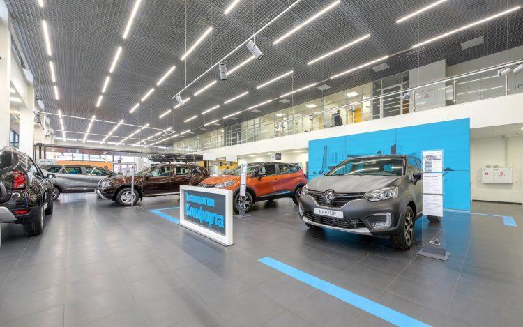 Петровский Автоцентр СПб Renault на Софийской (Россия, Санкт-Петербург) — отзывы