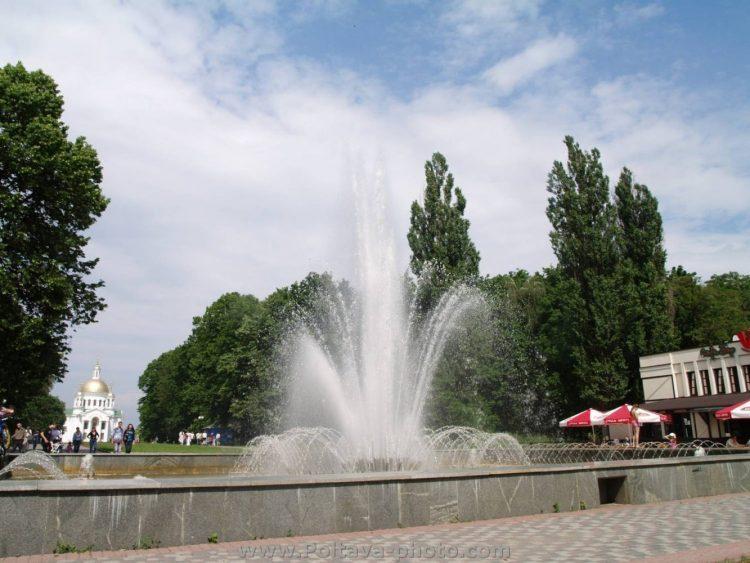 Парк Победа (Украина, Полтава) — отзывы