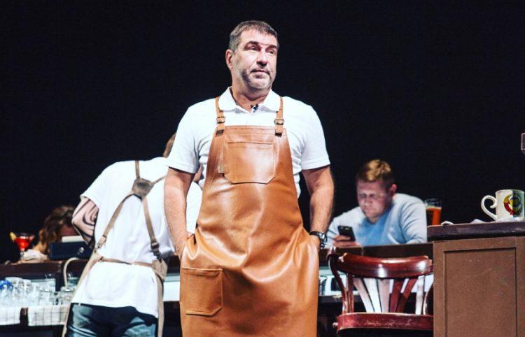 Спектакль «Е.Гришковец.Пока наливается пиво» (Московский театр школа современной пьесы) — отзывы