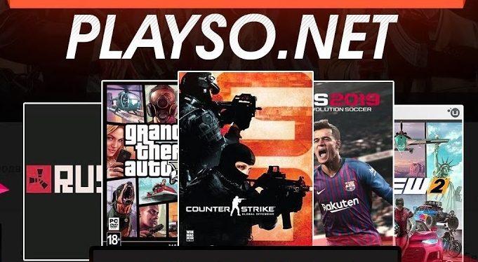 Интернет-магазин ключей для игр Playso.net — отзывы