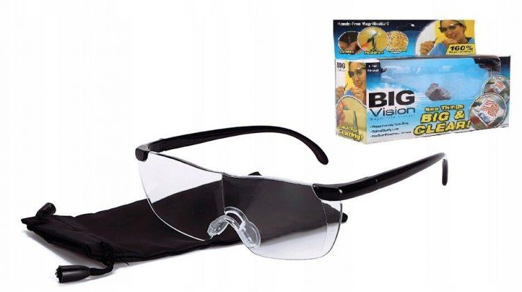 Увеличительные очки Big Vision — отзывы