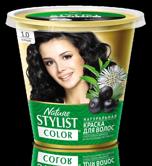 Краска для волос Fito косметик Nature Stylist Color — отзывы