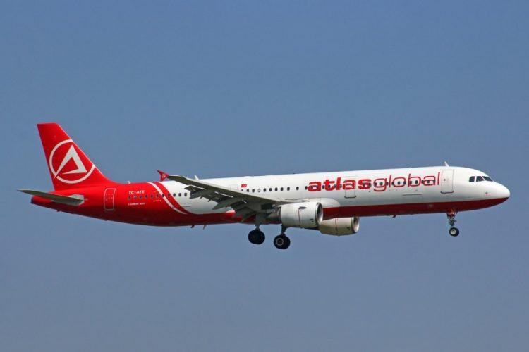 Авиакомпания Atlas Global — отзывы
