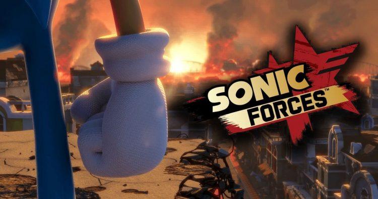 Sonic Forces — игра для PC — отзывы