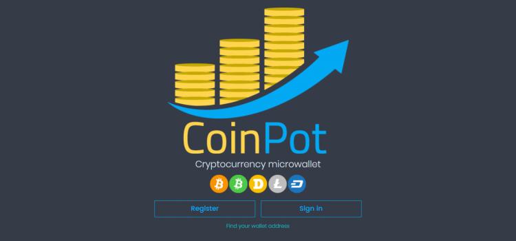 Coinpot.co — микрокошелек для сбора криптовалют — отзывы