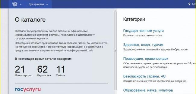 Gosuslugi.ru — официальный государственный портал «ГосУслуги» — отзывы
