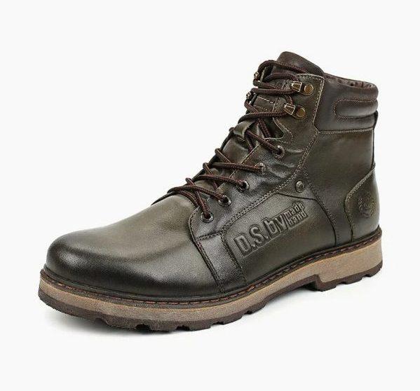 Мужские зимние ботинки Shoiberg — отзывы