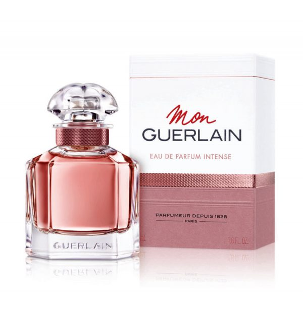 Парфюмированная вода Guerlain Mon Guerlain Intense — отзывы