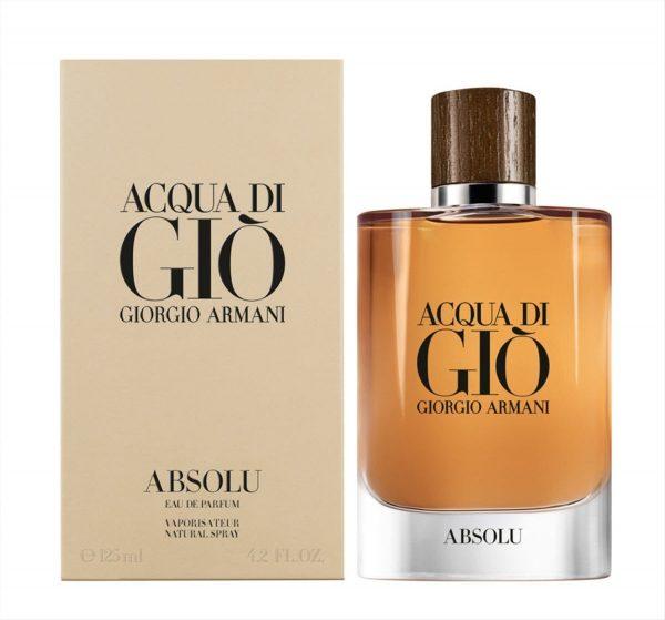 Мужская туалетная вода Giorgio Armani «Aqua Di Gio» — отзывы