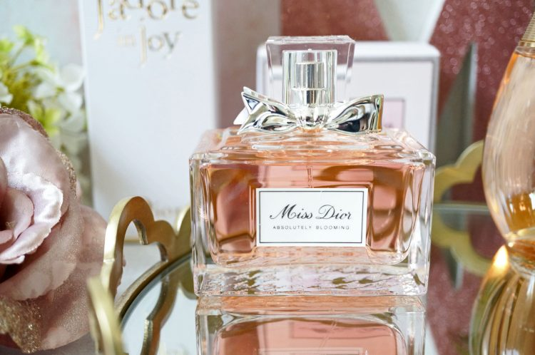 Парфюмерная вода Dior Miss Dior Absolutely Blooming — отзывы