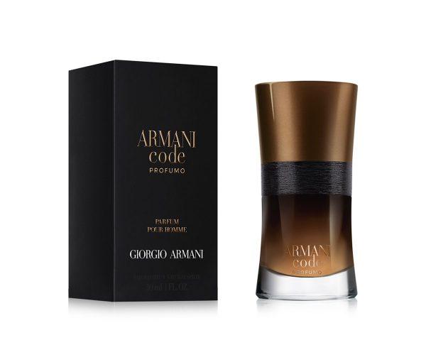 Мужская туалетная вода Giorgio Armani Armani Code — отзывы