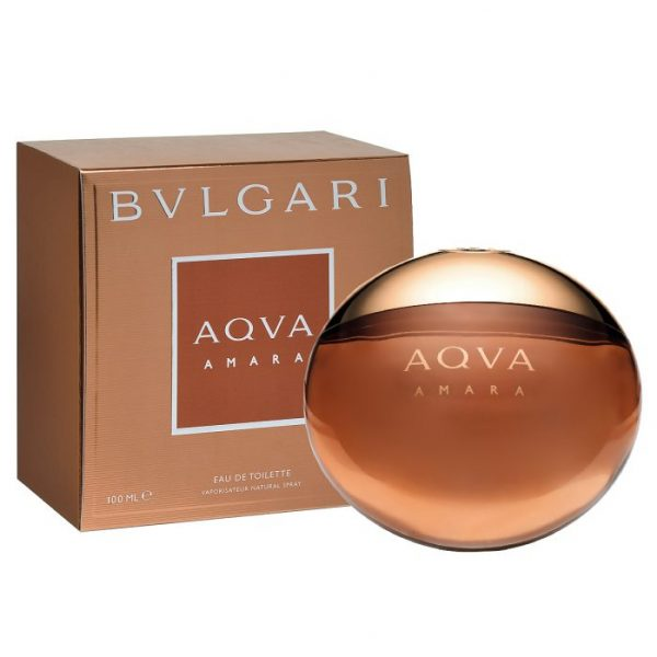 Мужская туалетная вода Bvlgari Aqva Amara — отзывы