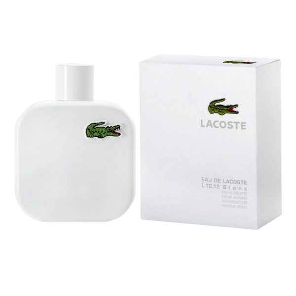 Мужская туалетная вода Lacoste Blanc — отзывы
