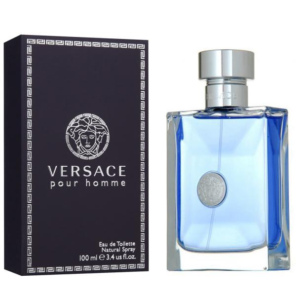Туалетная вода для мужчин Versace Pour Homme — отзывы