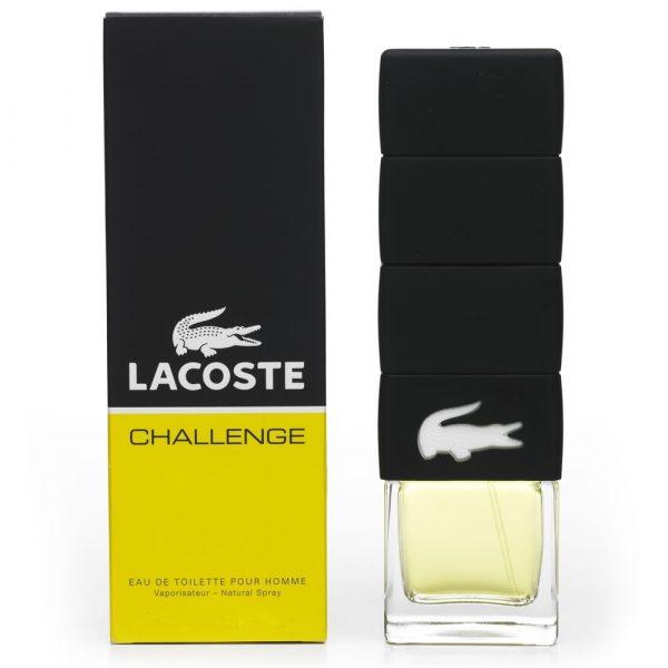 Мужская туалетная вода Lacoste Challenge — отзывы