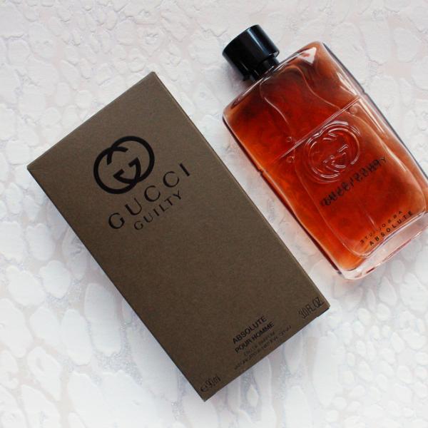 Мужская парфюмированная вода Gucci Guilty Absolute Pour Homme — отзывы