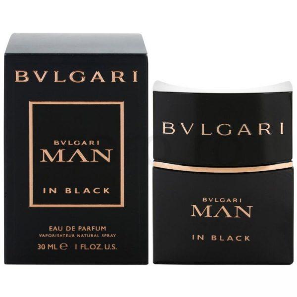 Мужская туалетная вода Bvlgari Man in black — отзывы