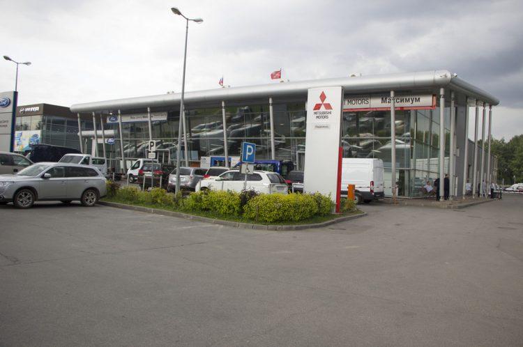 Автосалон Mitsubishi Максимум (Россия, Санкт-Петербург) — отзывы