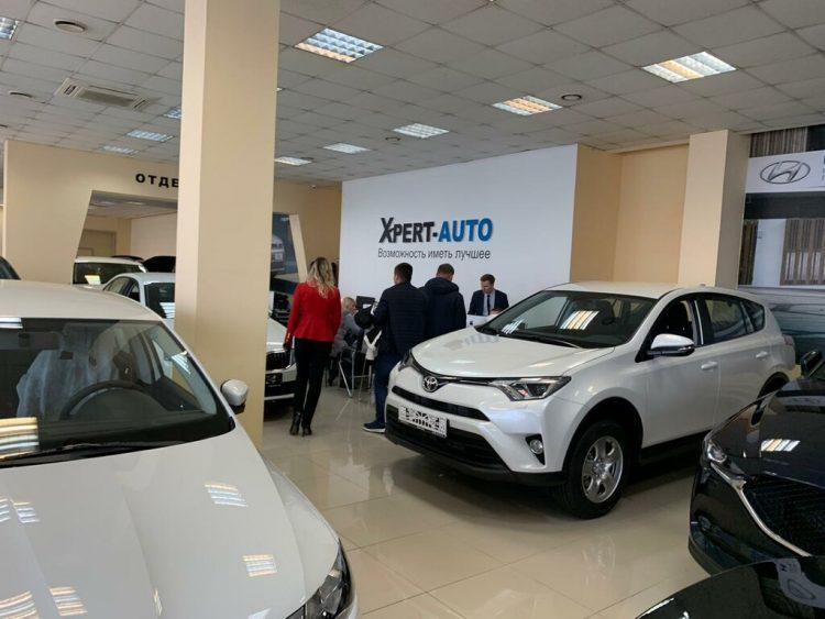 Автосалон Xpert-auto (Россия, Москва) — отзывы