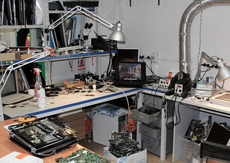 Компания по ремонту компьютеров «Мастерская» — отзывы