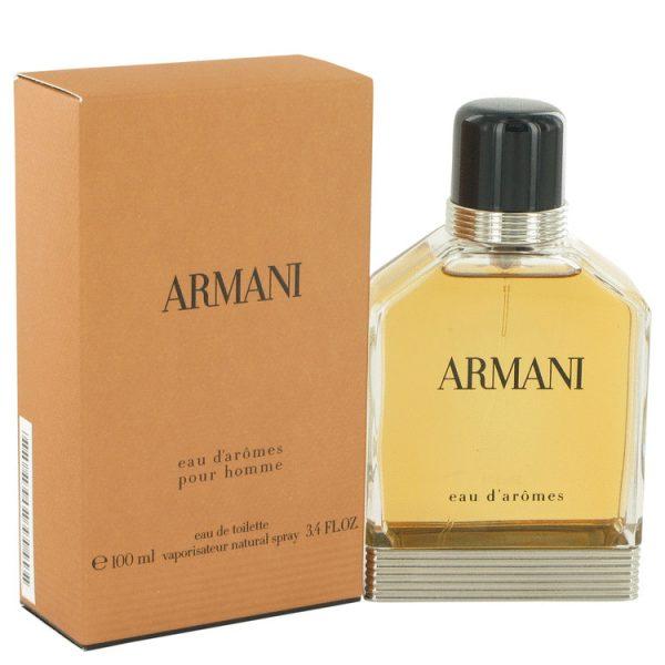 Мужская туалетная вода Armani Eau D'aromes — отзывы