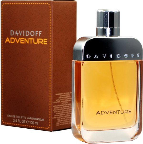 Мужская туалетная вода Davidoff Adventure — отзывы