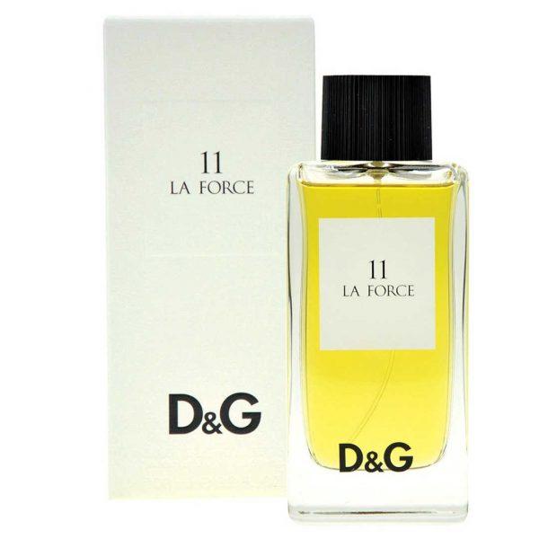 Мужской парфюм Dolce & Gabbana № 11 LA FORCE — отзывы