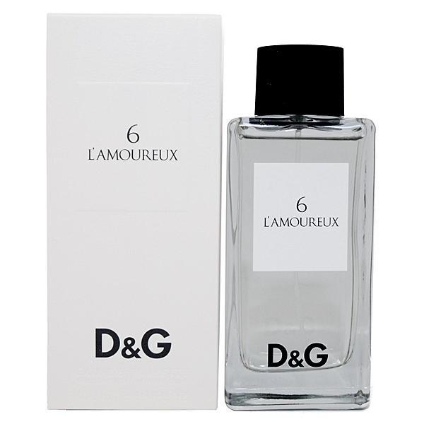 Мужская туалетная вода Dolce & Gabbana 6 L'Amoureux — отзывы