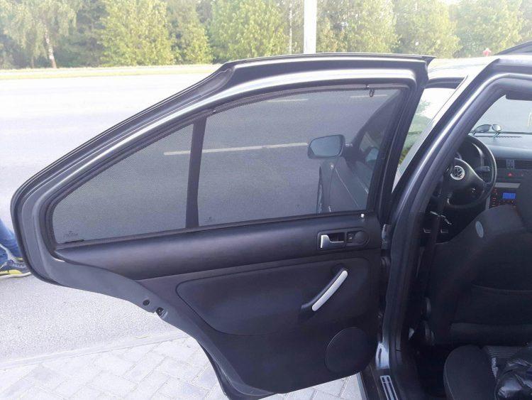 Каркасные автомобильные шторки EscO — отзывы