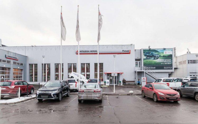 Автосалон «Рольф Витебский» (Россия, Санкт-Петербург) — отзывы