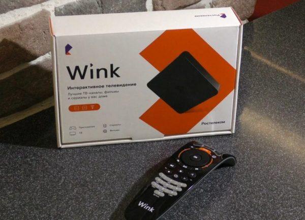Интерактивное телевидение Wink — отзывы