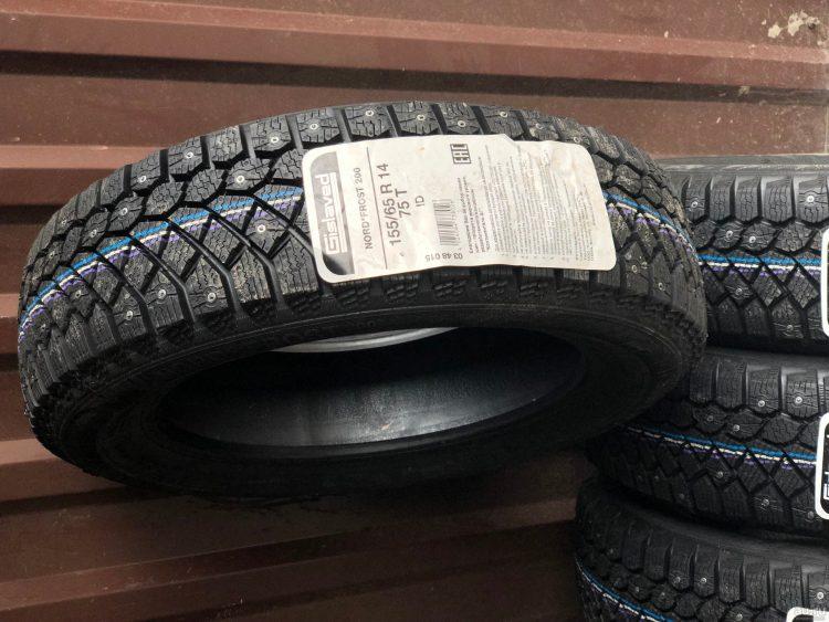 Автомобильные шины Gislaved Nord Frost 200 — отзывы