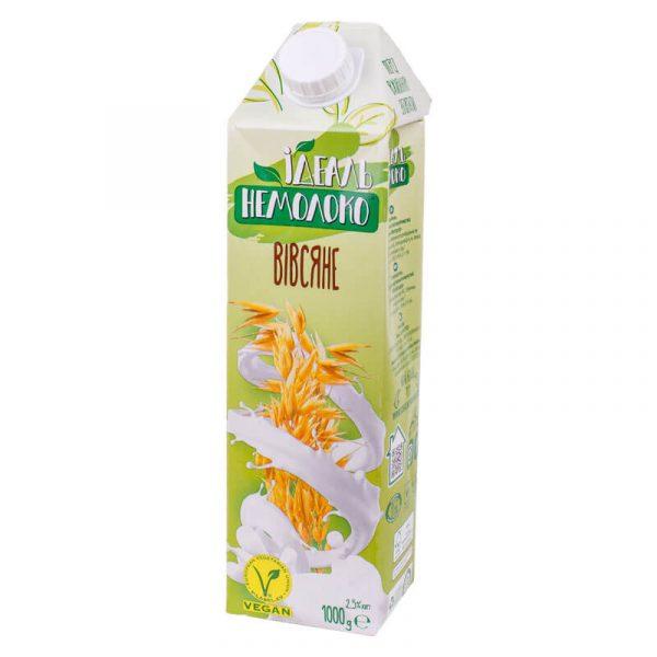 Молочный продукт Идеаль Немолоко овсяное — отзывы