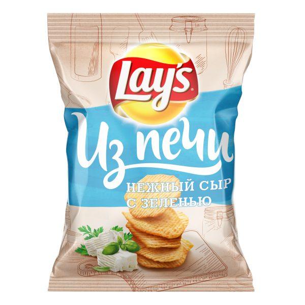 Картофельные чипсы Lays Из печи — отзывы
