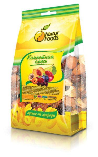 Компотная смесь Natur Foods — отзывы