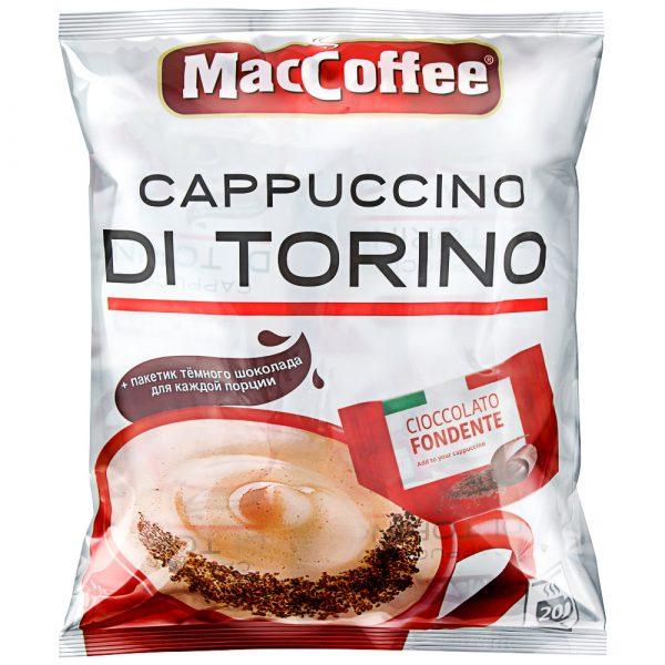 Напиток кофейный растворимый MacCoffee Cappuccino di Torino — отзывы