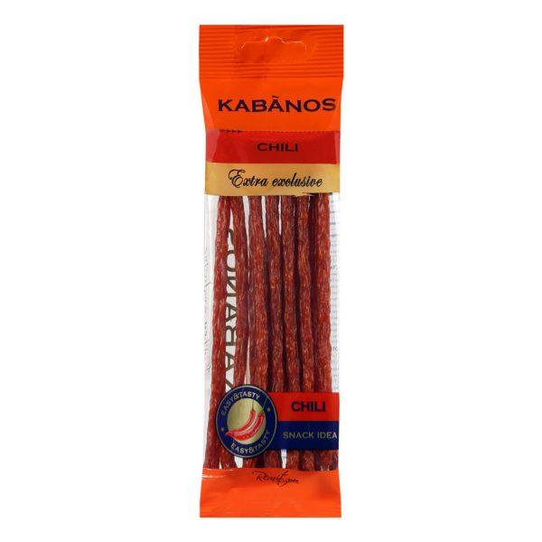 Колбаски Ремит Кабанос Chili — отзывы